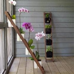 ladder bloempotten