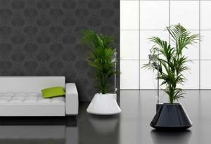 zelfwateringssysteem plantenbak