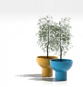 Plantenbak Serralunga