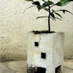 industriele plantenbak