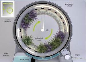 DesignLibero - Green Whell