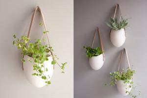 Hangende plantenbakken