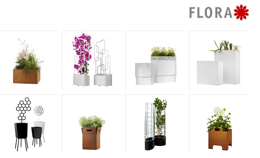 flora plantenbakken