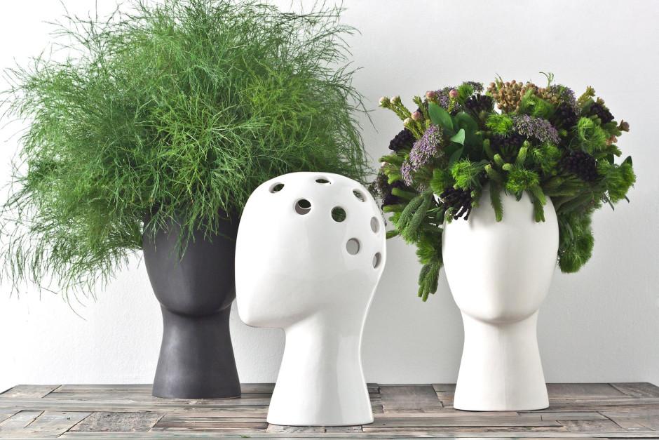 keramieken plantenbak
