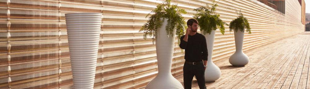 Originele plantenbakken